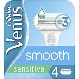 Vénus - Lames de rasoir Sensitive Smooth pour femme