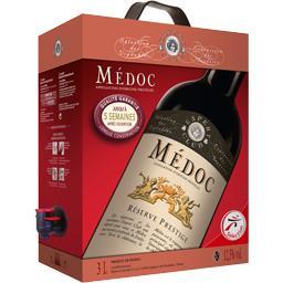 Médoc - Réserve Prestige, vin rouge