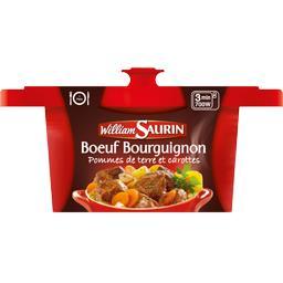 Les Cocottes - Bœuf bourguignon pommes de terre caro...