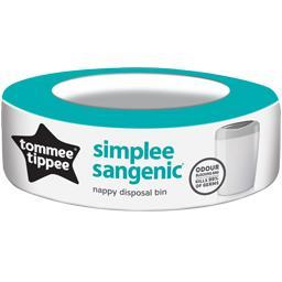 Simplee Sangenic - Recharges pour poubelle à couches