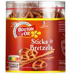 Sticks & bretzels