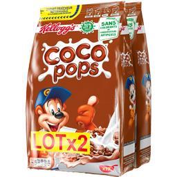 Kellogg's Coco Pops - Riz soufflé au chocolat les 2 boites de 510 g