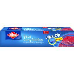Sacs congélation ultra-zip moyen modèle 3 l