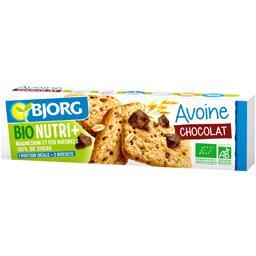 Biscuits avoine chocolat BIO