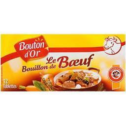 Le Bouillon goût bœuf