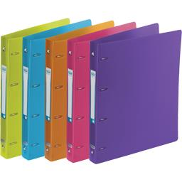 Classeur A4 XL School Life coloris assortis