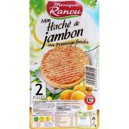 Mon Haché de jambon au fromage fondu