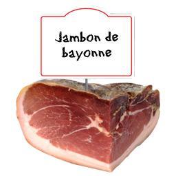 Jambon entier de BAYONNE
