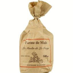 Farine de maïs, le Moulin de La Forge
