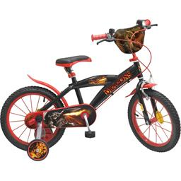 Vélo 16'' garçon rigide monovitesse 2 freins