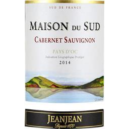 Maison du sud cabernet sauvignon, vin rouge