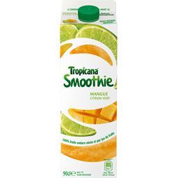 Smoothie - Jus de mangue citron vert