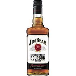 Jim Beam Jim Beam Kentucky Straight Bourbon Whiskey la bouteille de 70 cl