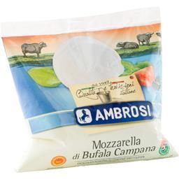 Ambrosi Ambrosi Mozzarella Di Bufala AOP le sachet de 125 g