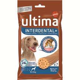 Sticks pour chiens Interdental+ 10-35 kg