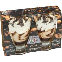 Coupes glacées café