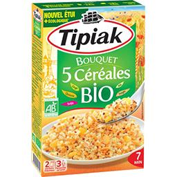 Bouquet 5 céréales BIO