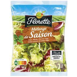 Florette Florette Salade mélange d'Automne le sachet de 180 g environ