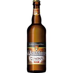 Bière Wendelinus Tenebris 6%vol. - 75cl Bière Wendelinus Tenebris 6%vol. - 75cl