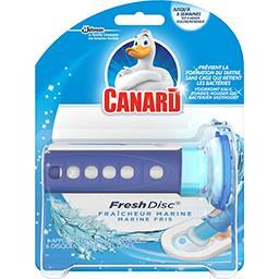Canard Canard Fresh Disc - Disque de gel WC fraîcheur marine le kit de 36 ml