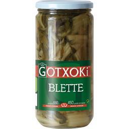 Gotxoki Blette le bocal de 425 g net égoutté