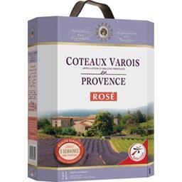 Côteaux varois, aop, vin rosé