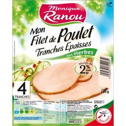 Mon Filet de Poulet aux herbes de Provence