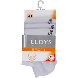 Chaussettes invisibles sport jersey unies blanc enfa...