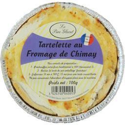 Tartelette au fromage de Chimay