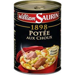 1898 - Potée aux choux