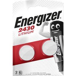 Pile lithium 3V CR2430