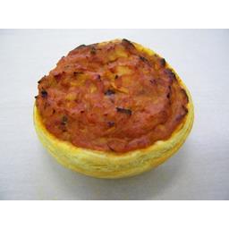 Tarte thon à la provençale