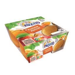 Spécialité de fruits pomme abricot