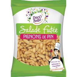 Daco Bello Daco bello Salade Futée - Pignons de pin le sachet de 60 gr environ