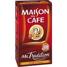 Café moulu, Ma Tradition