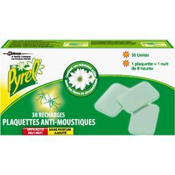 Recharges plaquettes anti-moustiques