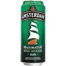 Bière Maximator maxi intense