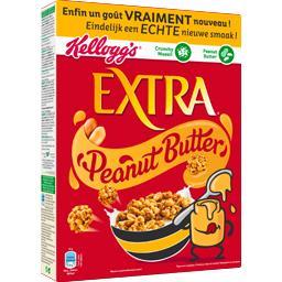 Extra - Céréales Peanut Butter