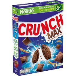 Crunch - Céréales Max fourrées goût chocolat