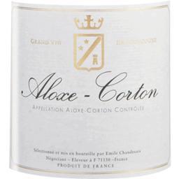Aloxe-corton - Grands Vins de Bourgogne, vin rouge