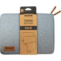 Housse Torino Sleeve 13,3'' gris