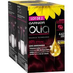 Olia - Coloration carmin velours 4.62
