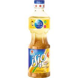 Isio 4 - Vinaigrette légère moutarde à l'ancienne & de Dijon