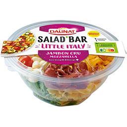 Daunat Salad'Bar - Salade Little Italy jambon cru tomates m...