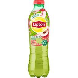 Lipton Lipton Boisson Green Ice Tea saveur pêche blanche la bouteille de 1 l