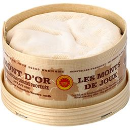 Fromage mini Mont d'Or AOP