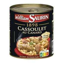 Cuisinés de Pays - Cassoulet du Languedoc au canard