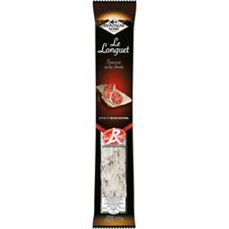 Montagne Noire Saucisse sèche droite Label Rouge le paquet de 225 g