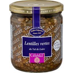 Lentilles vertes du Val de Loire