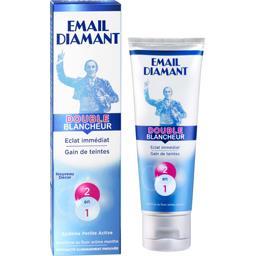 Email Diamant Email Diamant Dentifrice Double Blancheur le tube de 75 ml